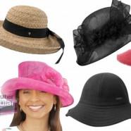 Chapéus – quando e como escolher e usar