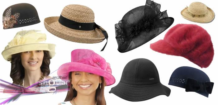 chapéus para diferentes ocasiões e estilos