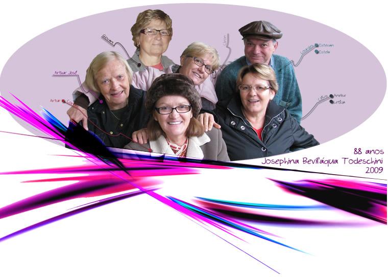 Uma mulher singular e seus 5 filhos