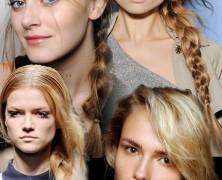 cabelos arrumados – longos