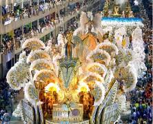carnaval no Brasil – história