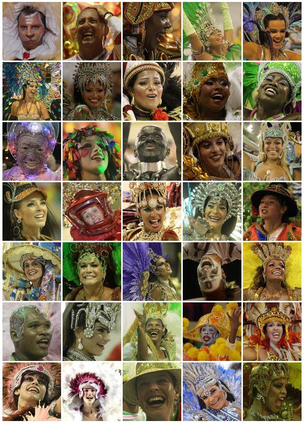 homenagem ao carnaval 2010