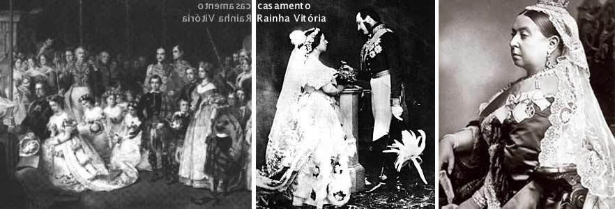 casamento da rainha Vitória