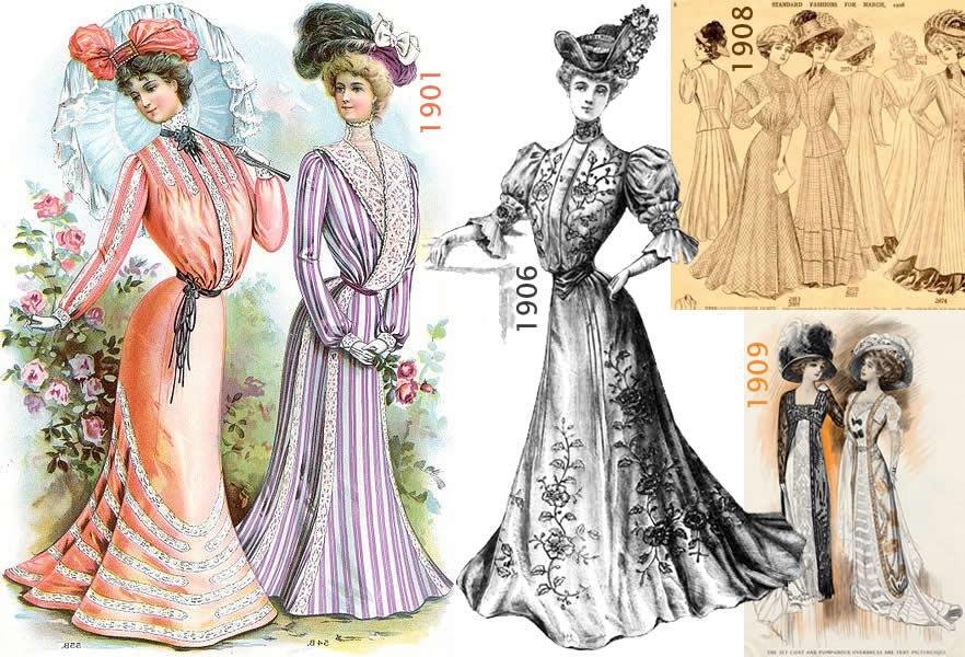 estilo 1900-1910