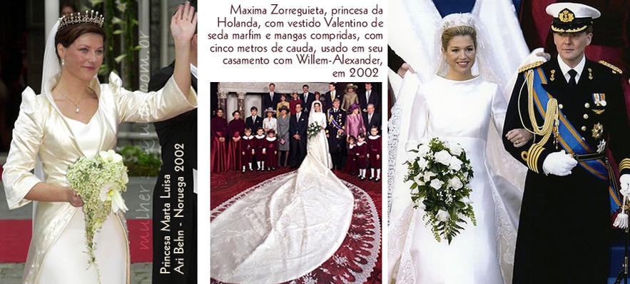casamentos de princesas do mundo 2002