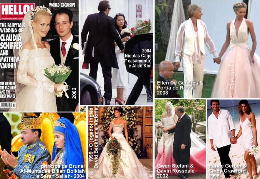 casamentos do final do século anos 90 a 2008