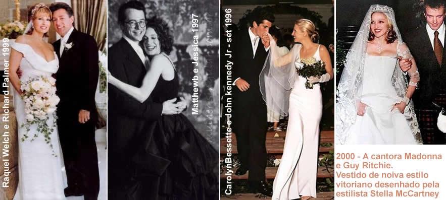 casamentos do final do século anos 96 a 2000