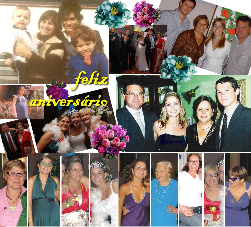 aniversário de Lourdes Ana