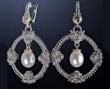 Diamantes e Pérolas – Casamento Real de Kate Middleton a alta classe da Escolha das jóias