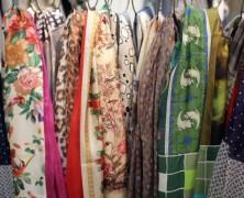 Série cachecol ou lenços – infinidade de usos e especialidades