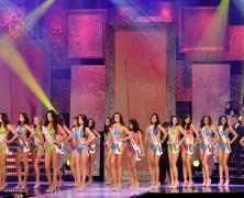 Hoje tem Miss Brasil – desfile de biquíni