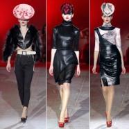 As tendências de inverno em 8 passos:  a partir dos anos 60, o retorno das peles, o Python, a  capa como outerwear