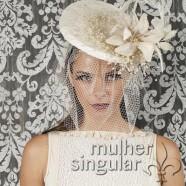 Fascinators: tendência para noivas e inspiração nos acessórios para cabelo