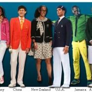 Olimpíadas de Londres 2012 – os uniformes