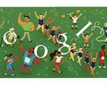 """Uma das coisas deliciosas desta Olimpíada, foi acompanhar cada um dos """"google doodle"""""""