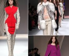 Inverno 2013 – Semana de moda Paris