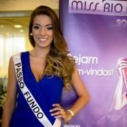 Representante de Passo Fundo é eleita Miss Rio Grande do Sul 2013