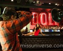 Mais dois dias com Gabriela Markus no Miss Universo