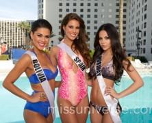 Acompanhando o Miss Universo com Gabriela Markus