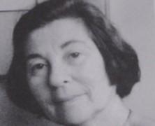 Fayga Ostrower – Hoje chorei de saudade