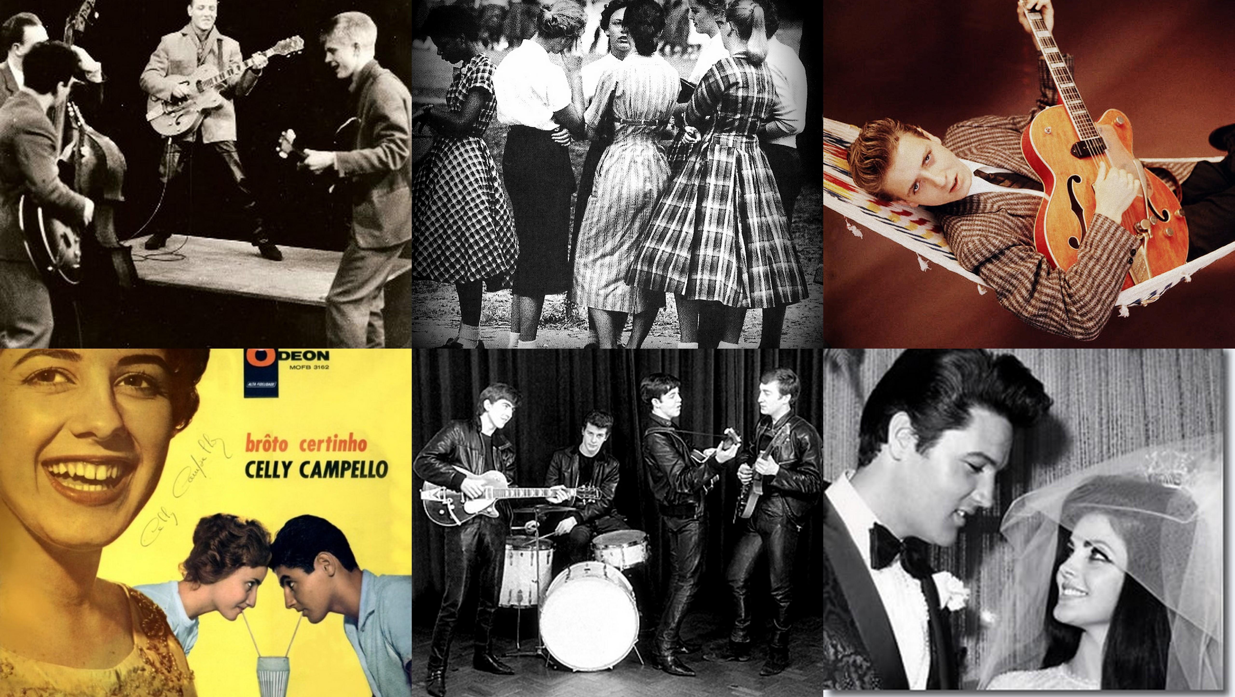 Anos 50 voc sabe o que usar em festas com temas de - Musica anos 50 americana ...
