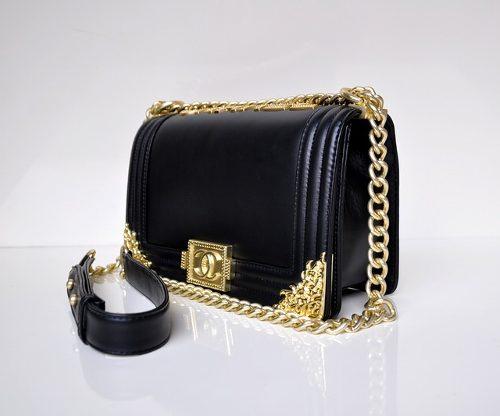 Bolsa De Mao Chanel : Chanel e mulher singular