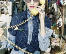 Como deve vestir uma mulher mais velha?