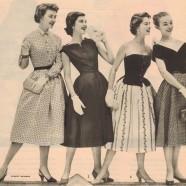 14 – Anos 50 – História da Moda