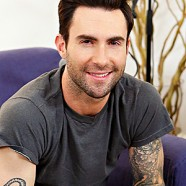 Adan Levine do Maroon 5