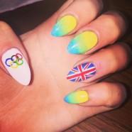 Manicures Olímpicas – Isso merece uma medalha