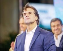 Luis Lacalle Pou é eleito presidente do Uruguai
