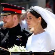 O príncipe Harry e Meghan Markle já são marido e mulher!