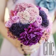 BUQUÊ DE CASAMENTO – flores de campo