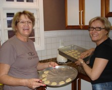 Um domingo especialíssimo em família – as irmãs