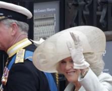 469703a19877b William e Kate Middleton – todos os chapéus das mulheres no casamento real