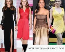 Triângulo Invertido – como se vestir bem